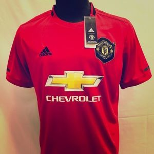 Manchester United 2019-2020 Home Jersey!